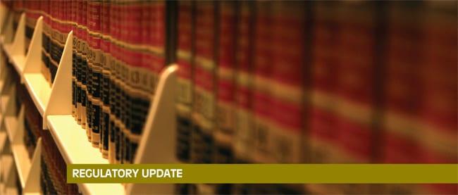 PwC regulatory update